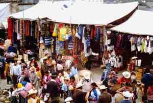 Crowded Market 2 by Susana Case